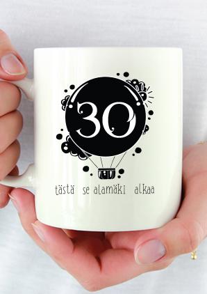 30v kahvikuppi