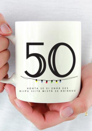 50v kahvikuppi