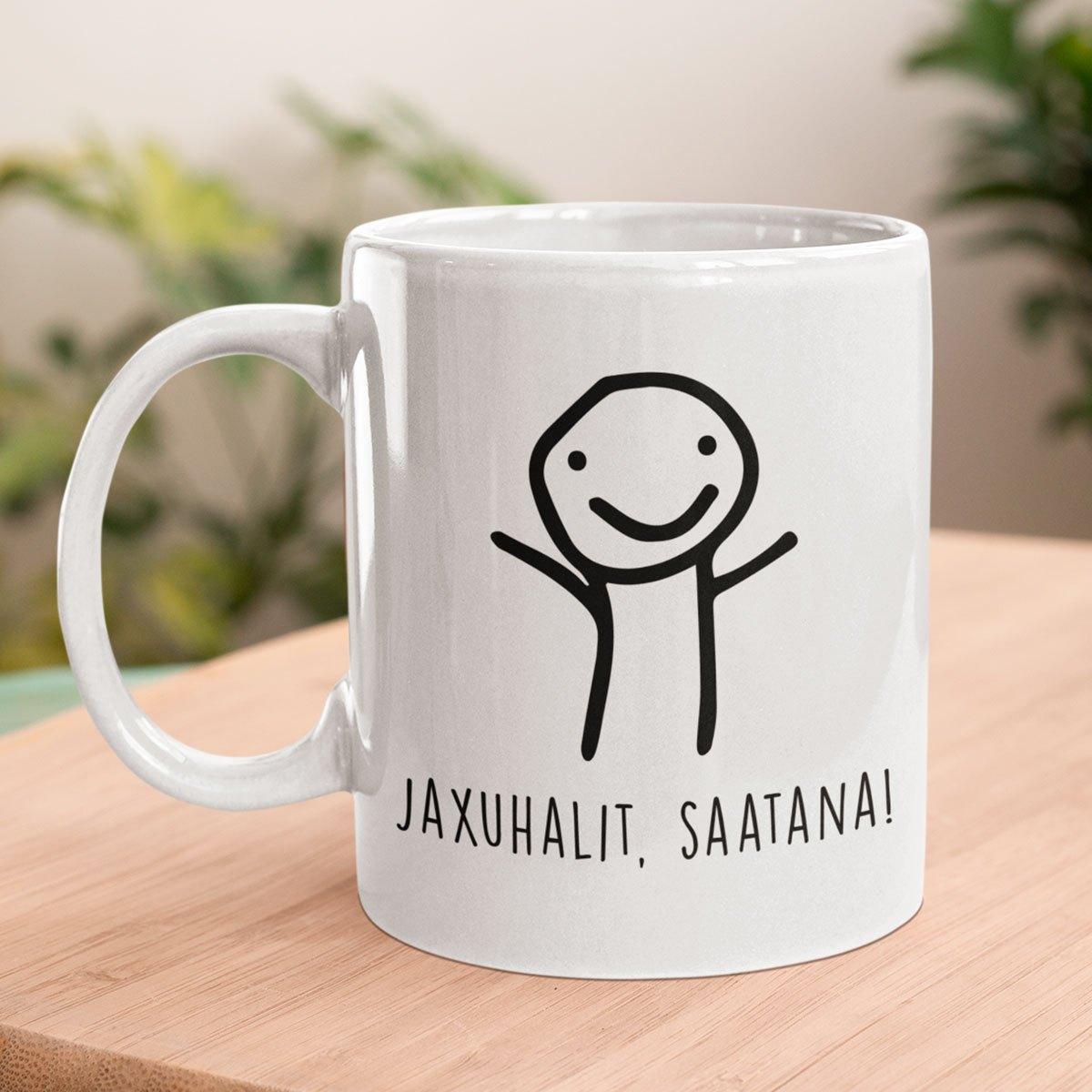 Jaxuhalit kahvikuppi Paskakauppa